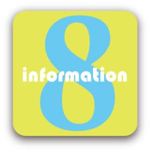 施設情報の表示8月